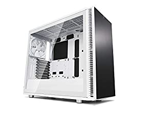 Fractal Design Define S2 - White Tempered Glass ミドルタワー型PCケース CS7108 FD-CA-DEF-S2-WT-TGC