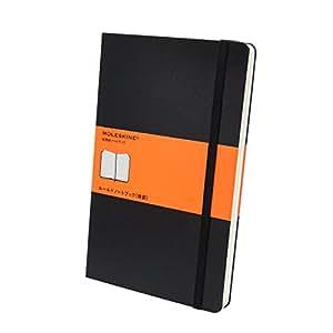 モレスキン ノート クラシック ハード 横罫 ラージ QP060 黒