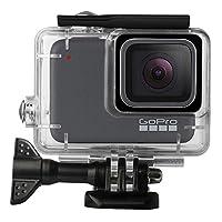 Huobo Gopro Hero7スポーツカメラ防水ケース(ホワイト)