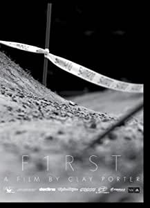 【マウンテンバイク DVD】 F1RST(ファースト) 日本語字幕付 [DVD]