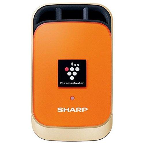샤프 플라즈마(plasma) 클러스터25000탑재 차량 탑살용 이온 발생기 카 에어콘 설치 타입 오렌지 IG-JC1-D-IG-JC1-D