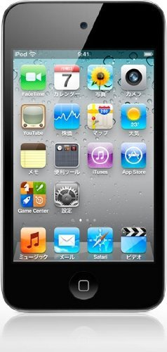 Apple iPod touch 16GB ブラック ME178J/A <第4世代>