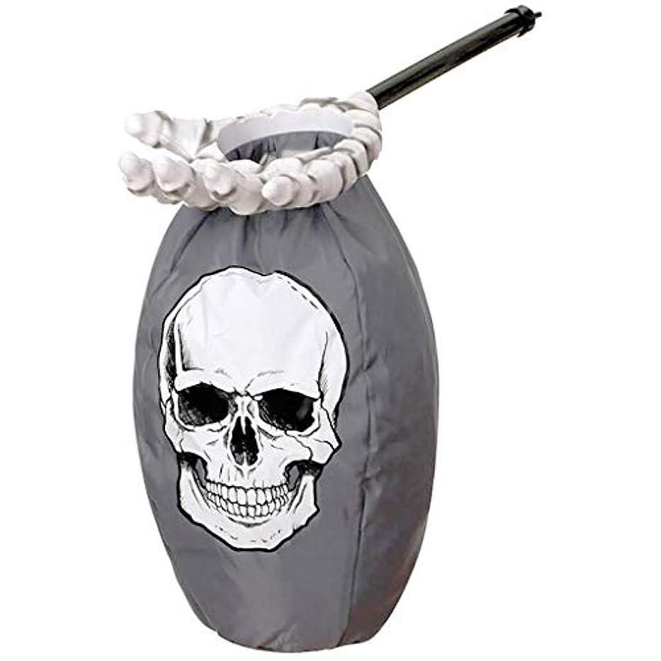 リンク暴力的な包囲ハロウィーン子供キャンディバッグいたずら小道具ギフトクリエイティブスケルトンパーム