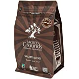 Sacred Grounds, Organic Sacred Blend Espresso Coffee, 250g