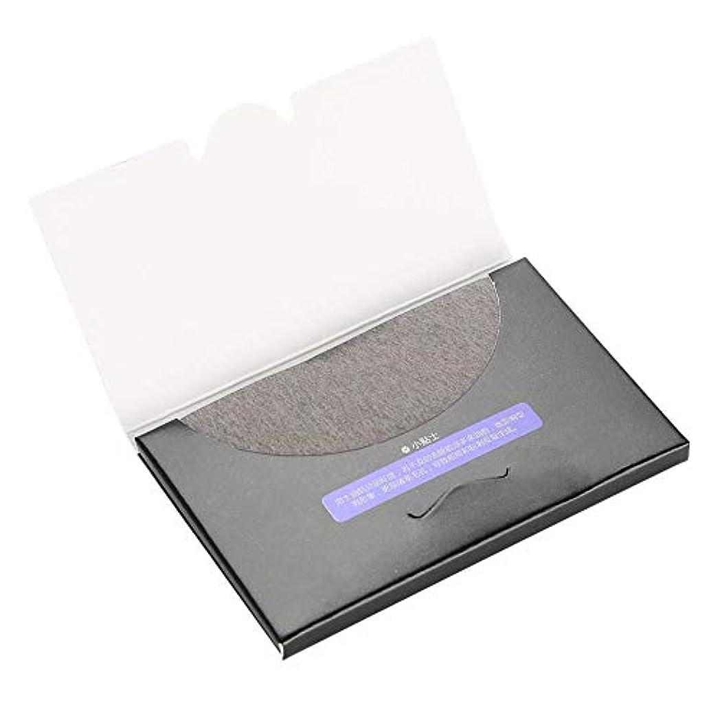 六分儀マスタード振る舞う80枚/袋吸油布 - 化粧フィルムのクリーニング、吸い取り紙の消去 - きれいな吸い取り紙