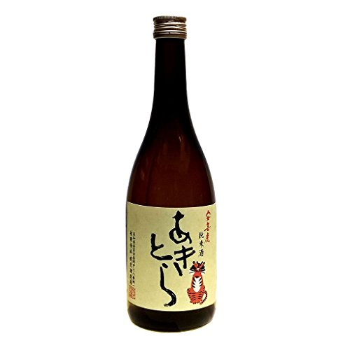 安芸虎 [純米酒]