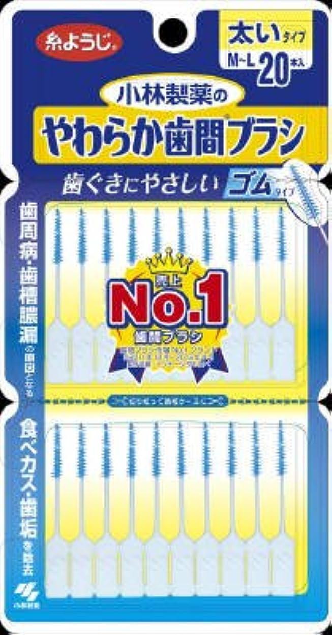 変成器世界の窓ペグ小林製薬 Dental Dr. やわらか歯間ブラシ M~L 20本入(歯の喪失予防をサポートするデンタルブラシ)×72点セット (4987072082041)