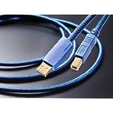 フルテック オーディオグレードUSBケーブル 【A】タイプコネクターオス⇔【B】タイプコネクターオス (1.2m)FURUTECH GT2 USB-B/1.2M