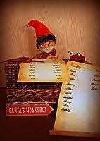 Funny cat Christmas Cards Set of 5 [並行輸入品]