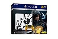 PlayStation 4 Pro DEATH STRANDING LIMITED EDITION【Amazon.co.jp限定】オリジナルPS4テー...