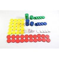 モンテッソーリ 木製玉セット Montessori Wooden Counters 知育玩具