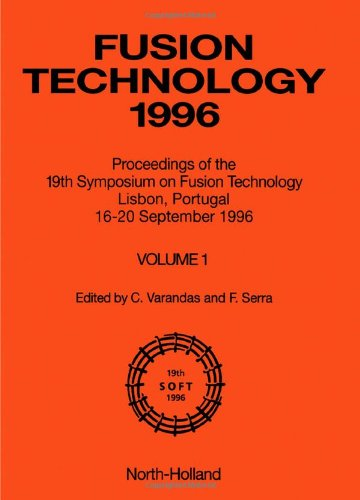 Download Fusion Technology 1996 0444827625