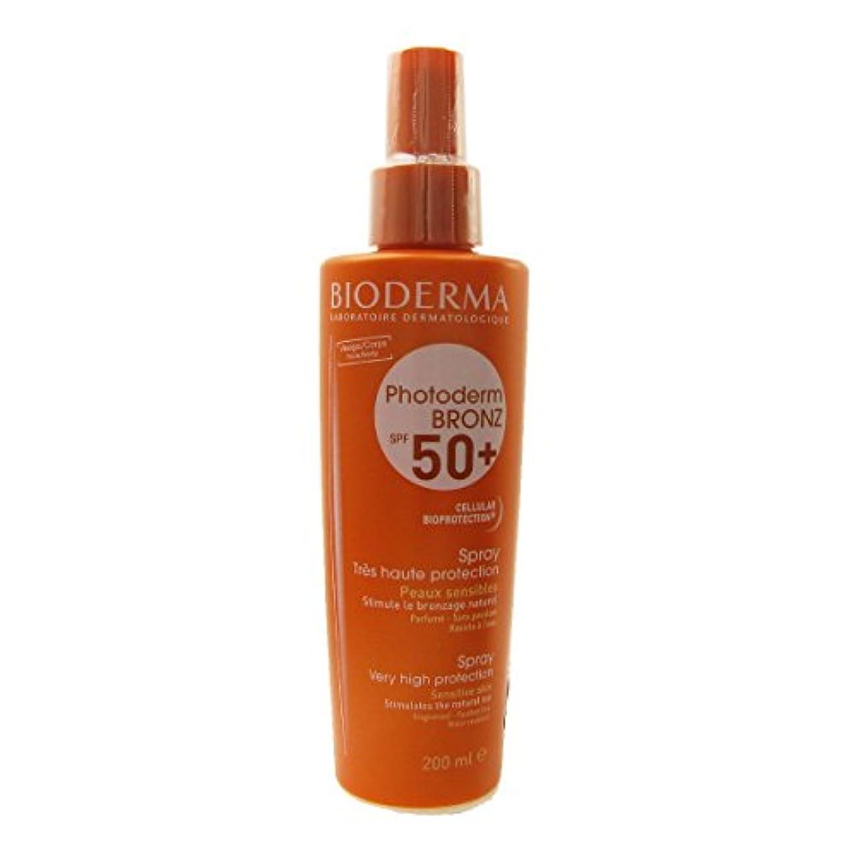 才能のある普及検索エンジン最適化Bioderma Photoderm Bronz Spf 50 Spray 200ml [並行輸入品]