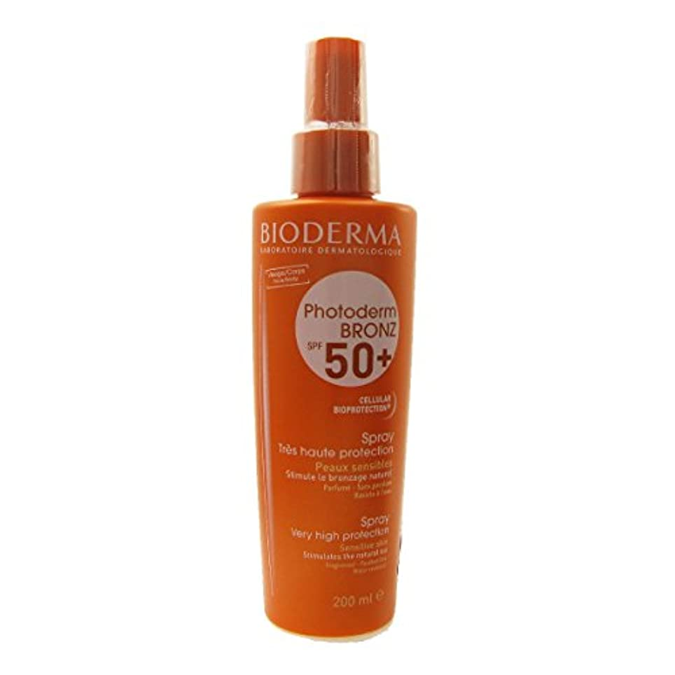 Bioderma Photoderm Bronz Spf 50 Spray 200ml [並行輸入品]