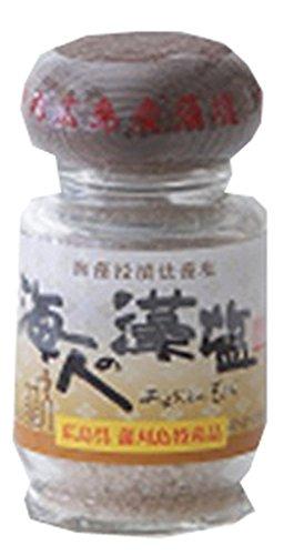 海人の藻塩 プレーン 卓上瓶 30g