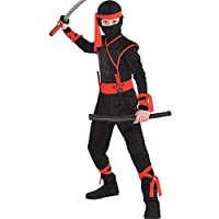 Boys Shadow Ninja Costume - Small (4-6)