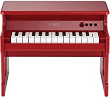 KORG tinyPIANO タイニーピアノ ミニ鍵盤25鍵 レッド