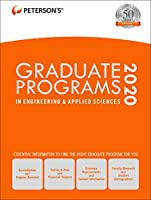 Graduate Programs in Engineering & Applied Sciences 2020 (Peterson's Graduate Programs in Engineering & Applied Sciences)
