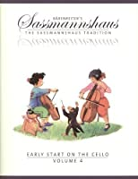 Sassmannshaus Kurt - Early Start on the Cello Book 4 Published by Baerenreiter Verlag [並行輸入品]