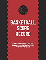 Basketball Scorebook: Basketball Score Keeper Book For Kids And Adults | Busy Raising Ballers Cover | 8.5 x 11 inches | 120 sheets: A bulk of basketball scoreboard sheets