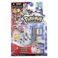 Pokemon - PIKACHU Figure With VIGOROTH