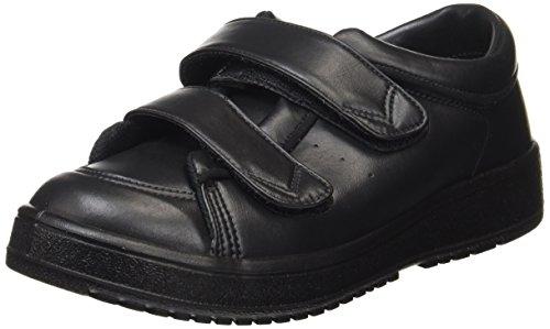 [ムーンスター] レディース リハビリ 介護靴 片足販売 Vステップ05(左足のみ) ブラック 23 cm 3E