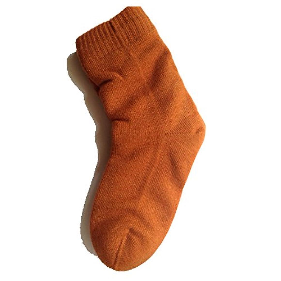 パイ弾薬やる女性用 カサカサかかと解消靴下 ラブヒール パーシアンレッド 【遠赤外線パワー&温熱?保湿効果】