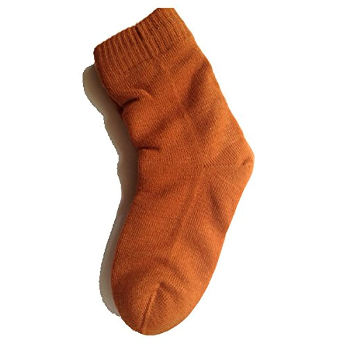 更新する去る撤回する女性用 カサカサかかと解消靴下 ラブヒール パーシアンレッド 【遠赤外線パワー&温熱?保湿効果】