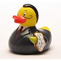 DUCKSHOP | Salvador Dali Rubber Duck | Bathduck ゴム製のアヒル| L: 11 cm