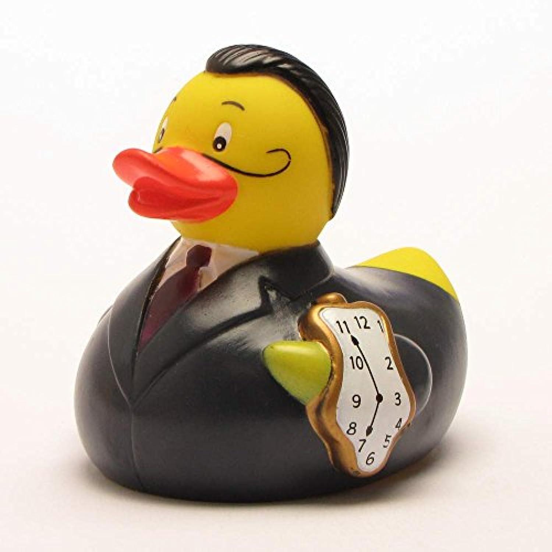 DUCKSHOP | Salvador Dali Rubber Duck | Bathduck ゴム製のアヒル| L: 11 cm