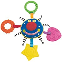 Manhattan Toy WhoozitオービットTeether and Travel Toy