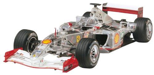 1/20 グランプリコレクションシリーズ No.54 1/20 フルビュー フェラーリ F2001 20054