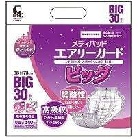 近澤製紙所:●近澤製紙所 メディパッド エアリーガードビッグ BIG30枚入り×4袋 4975170883271