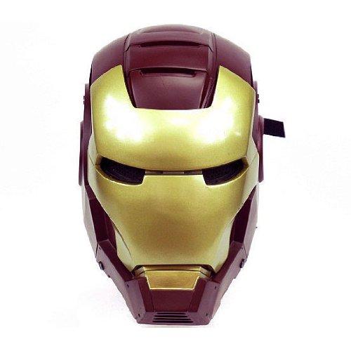 Iron Man 2 Mask/アイアンマン2 メッシュ マスク フルフェイス/ 平行輸入品