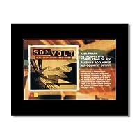 SON VOLT - A Retrospective 1995-2000 Mini Poster - 21x13.5cm