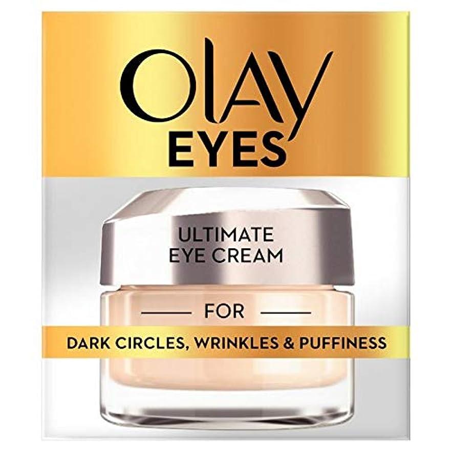 オーストラリア人リスク紳士[Olay] オーレイアイコレクション究極のクリーム15Ml - Olay Eye Collection Ultimate Cream 15ml [並行輸入品]