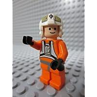 レゴ ミニフィグ【スターウォーズ 094】 Rebel Pilot Y-wing_B