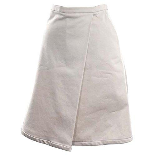 (マックスマーラ) MaxMara MaxMara WEEKEND ABAZIA スカート 38 #51010261 260 002 BEIGE 並行輸入品