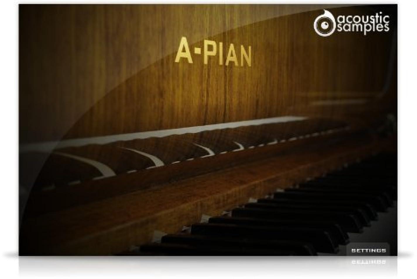 出します南一般化するA-Pian -ピアノ音源-