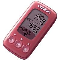 オムロン(OMRON) 活動量計 カロリスキャン WellnessLink フランボワーズ HJA-311-PK