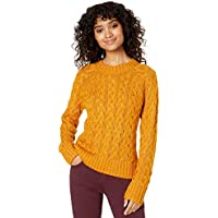 Lucky Brand Women's Quinn Cable Pullover Sweater