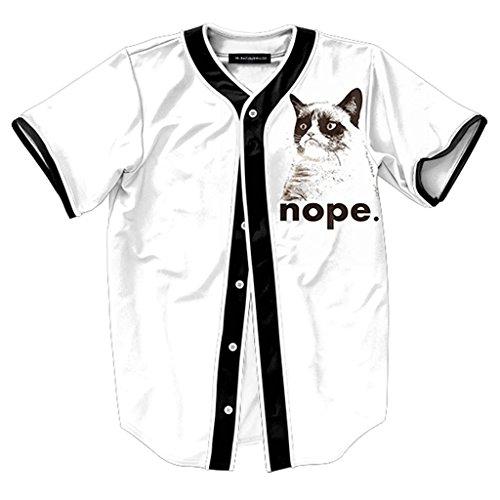 (ピゾフ)Pizoff メンズ Tシャツ ボタン付 丸首半袖 運動風 ヒップホップ ストリート系 原宿系 おもしろ 涼感 ストリート系 カジュアル トップス
