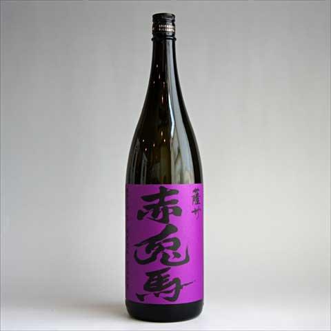 紫の赤兎馬 1800ml