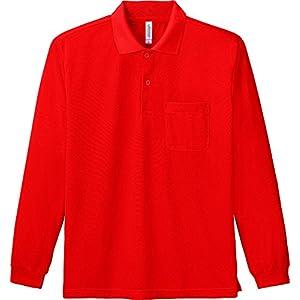 [グリマー]4.4オンス ドライ長袖ポロシャツ...の関連商品2