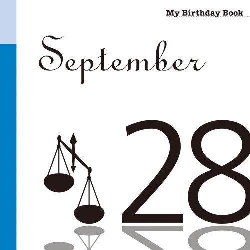 9月28日 My Birthday Book
