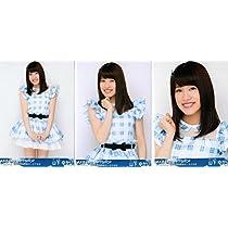 AKB48グループSHOP 羽田空港国際線ターミナル店限定生写真 3種コンプ 山下ゆかり