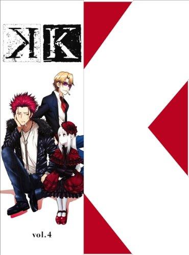 K vol.4 [Blu-ray]