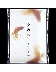 【まとめ買い】夢の夢 爽水の香 (金魚) スティック12本入 ×2セット