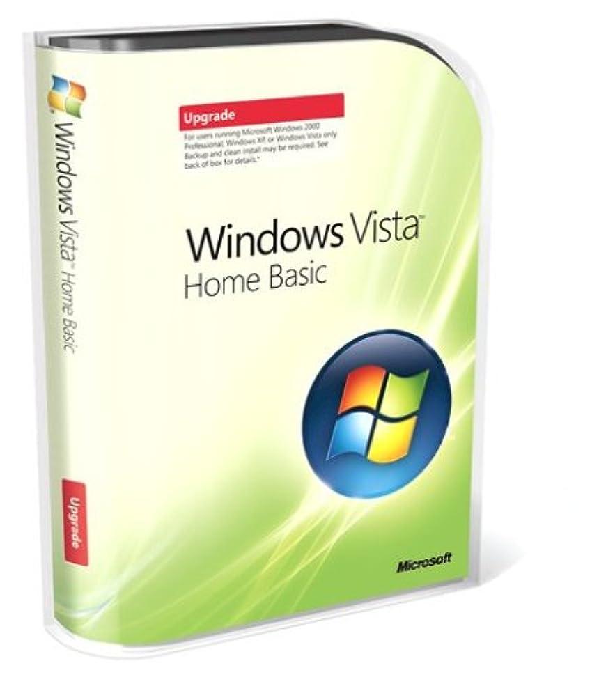 口径メダル配管工Windows Vista Home Basic UPG 英語版