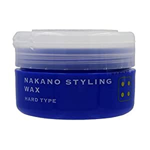 ナカノ スタイリング ワックス 4 ハードタイプ 90g